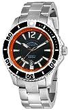 Stuhrling Original Men's 161B4.331157 Watersport Regatta Diver Swiss Quartz Date Stainless Steel Bracelet Watch
