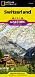 Switzerland (national Geographic Adventure Map)