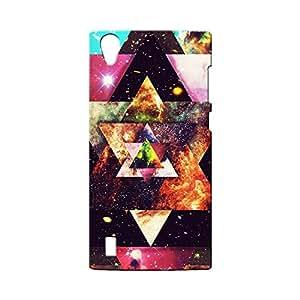 G-STAR Designer Printed Back case cover for VIVO Y15 / Y15S - G3372