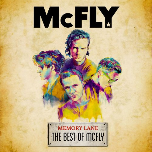 McFly - Memory Lane  (The Best Of McFl - Zortam Music
