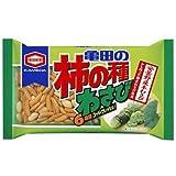 亀田製菓 亀田の柿の種わさび6袋詰 182g 1ケース(12袋)