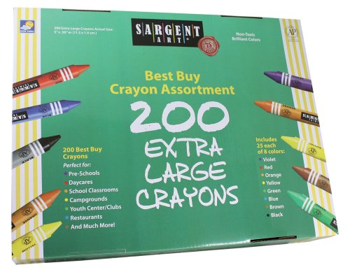 The Assortment Of Crayons front-787812