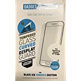 Gadget Guard Black Ice Cornice Curved Edition Tempered Glass Screen Guard For Samsung Galaxy S7 Edge - Clear