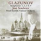 Glazunov Symphony Nos. 1, 2, 3 & 9