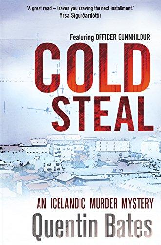 Cold Steal (Gunnhildur Mystery Book 4)