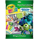Crayola Disney Pixar Color Wonder Monsters Inc University