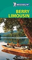 Le Guide Vert Berry Limousin Michelin