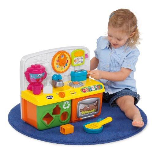 Chicco Talking Kitchen front-986840