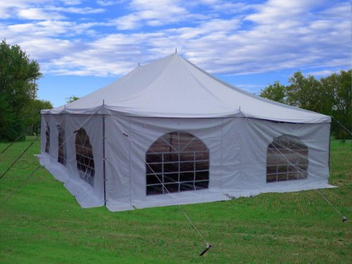 30'x20' PVC Pole Tent - Party Wedding Canopy