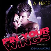 Pin Your Wings: 13 Shades of Red, Book 4 | S.A. Price