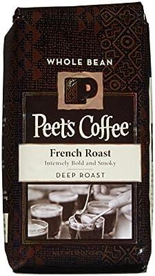 Peet's Coffee Whole Bean Coffee - French Roast - 12 oz