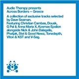 echange, troc Compilation, Kosmas Epsilon - Audio Therapy Pres. Across Borders- Greece