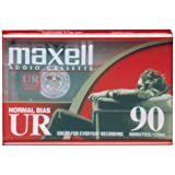 Maxell MAXUR90 UR-90 90-Minute Audio Tape
