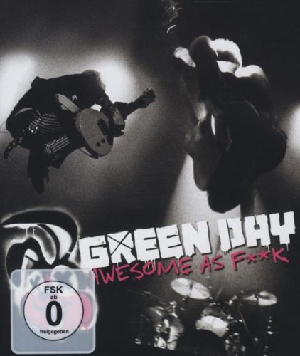 Awesome As F**k (CD+Blu-ray) by Green Day