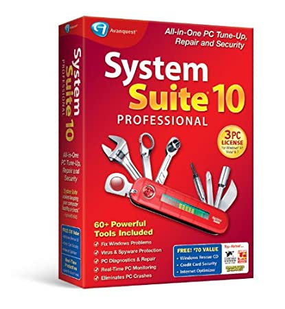 System Suite 10 Professional [Old Version]