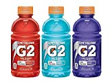 Gatorade G2 Perform Low Calorie Drink Variety Pack, 216 Ounce (Pack of 18)