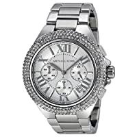 Michael Kors Women's MK5634 Camille Silver Watch