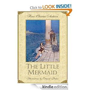 The Little Mermaid (Illustrated) (Andersen's fairy tales)
