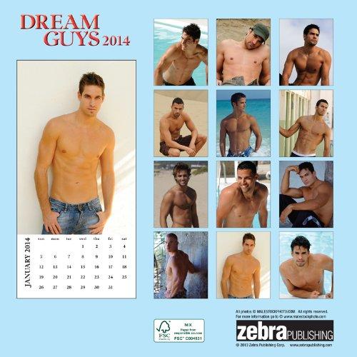 Dream Guys 2014 Calendar