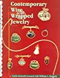 img - for Contemporary Wire Wrapped Jewelry (Jewelry Crafts) book / textbook / text book