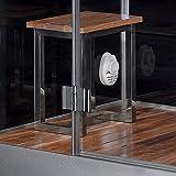 DZ959F8-Platinum-Steam-Shower-Sauna-Enclosure-Jetted-Spa-Right-Side