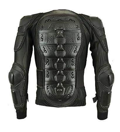 Armure Corporelle Moto Motocross Protection Colonne Vertébrale Guarde Bionique Veste