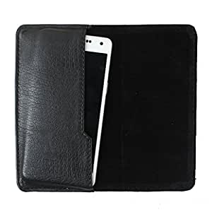 DooDa PU Leather Case Cover For iBall Andi 5L Rider