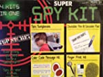 Super Spy Kit - 4 kits in one by Buy-...