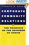 Corporate Community Relations: The Pr...
