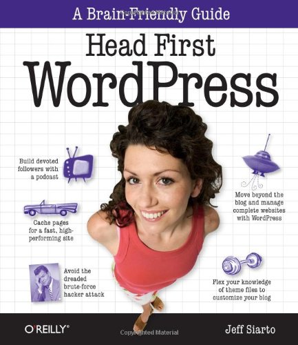 Head First WordPress 0596806280 pdf