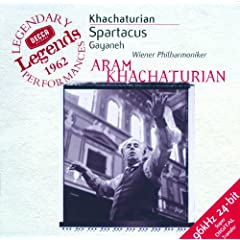 Khachaturian: Spartacus; Gayaneh; The Seasons
