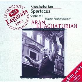 Khachaturian: Spartacus - Adagio of Spartacus and Phrygia