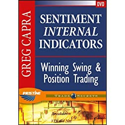 Sentiment Internal Indicators: Winning Swing & Position Trading