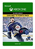 NHL 17: Ultimate Team NHL Points 2200 - Xbox One Digital Code