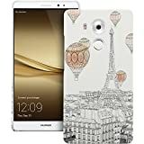 Huawei Mate 8 Hülle, ESR® [0.8mm Ultradünnen] Hart PC
