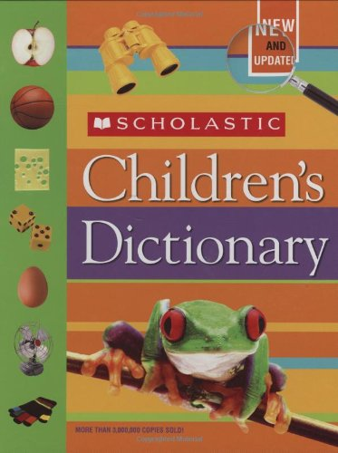 Scholastic Children'S Dictionary front-251052