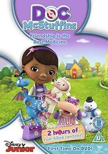 Doc McStuffins: Friendship is the Best Medicine [DVD]