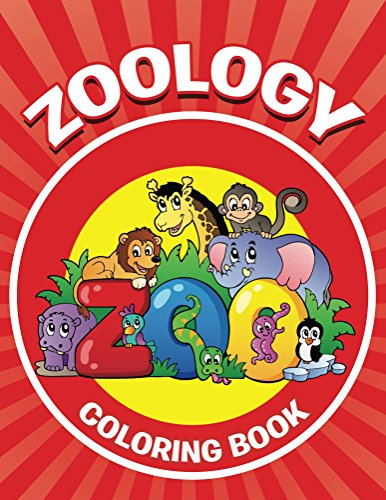 Read Online Zoology Coloring Book Coloring Books For
