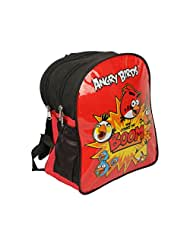 "Angry Birds School Bag , Polyester, 14"", Multi Colour"