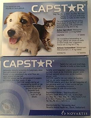 CAPSTAR Blue, 2-25lbs