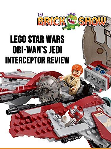 LEGO Star Wars Obi-Wan's Jedi Interceptor Review LEGO 75135