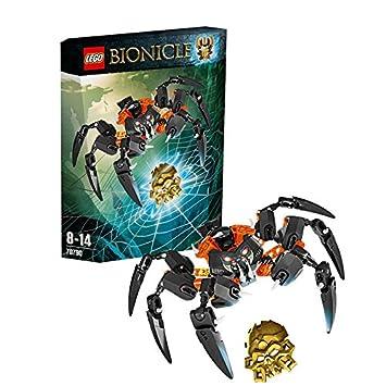 LEGO® Bionicle - 70790 - Jeu De Construction - Le Seigneur Des Araignées Squelettes