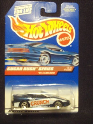 Hot Wheels Sugar Rush Series 3/4 '95 Camaro