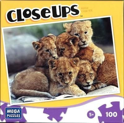 Close Ups 100 Piece Jigsaw Puzzle Pride Together By Mega Brands