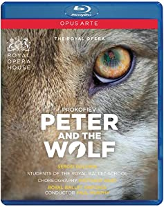 Prokofiev: Peter And Wolf [Blu-ray] [2011] from Opus Arte