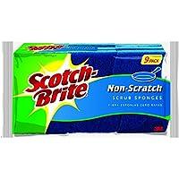 2-Pack 9-Count Scotch Brite Non-scratch Scrub Sponge