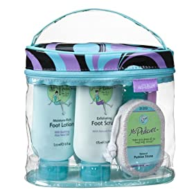 Ms. Pedicure Spa Retreat for Legs & Feet, available at Amazon.com