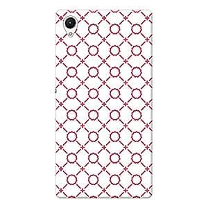 Mobile Back Cover For Sony Xperia Z1 (Printed Designer Case)