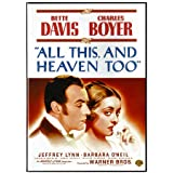 All This, and Heaven Too [1940]