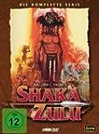 Shaka Zulu - Die komplette Serie [3 D...